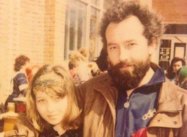 Батько і донька – обоє віддали своє життя за Україну. Пам'ятаємо – герої у реальному житті