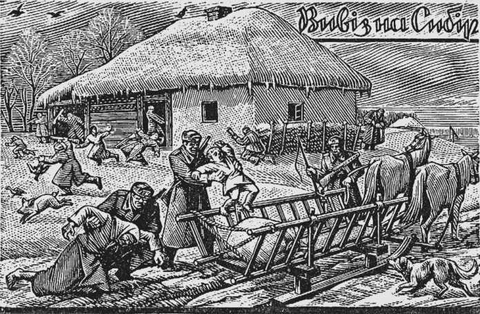 У 1933 році росіяни селилися в хати українців, де ще лежали тiла, — історик