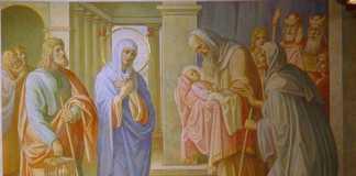 Молитви про благословення в день Стрітення Господнього 15 лютого