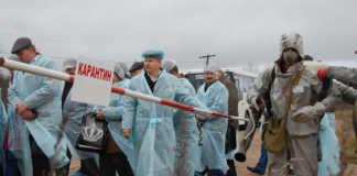 Росія планує розміщувати хворих на коронавірус в ДНР