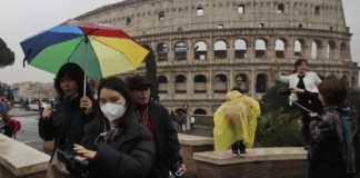 """Усю Італію """"закривають"""" на карантин через коронавірус"""