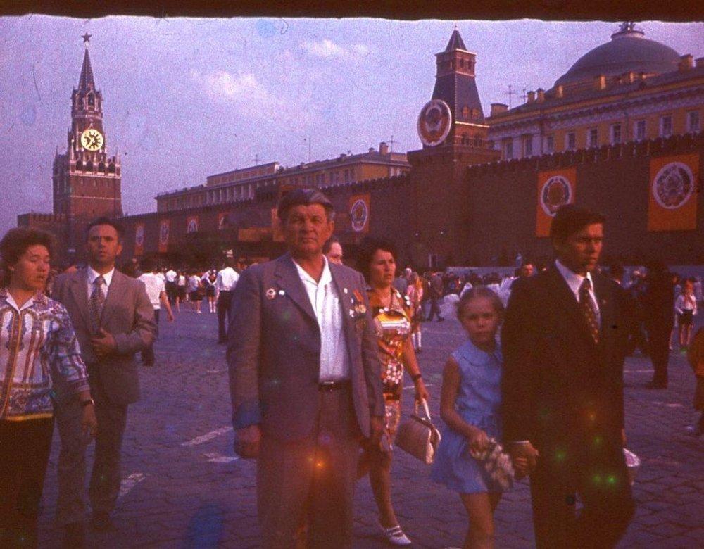 День Перемоги в Москві