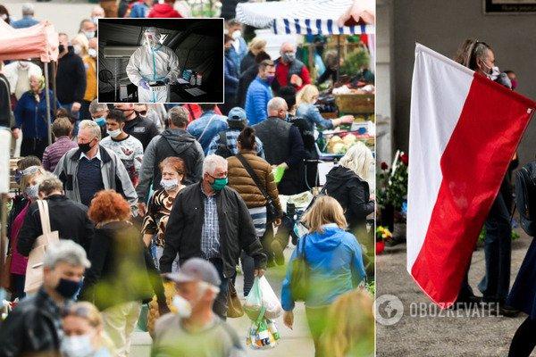 Польща істотно послабила карантин: скасували масковий режим і дозволили концерти