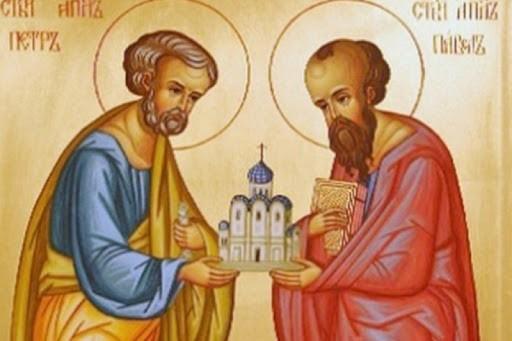 12 липня - Свято Петра і Павла. Історія, традиція, прикмети, молитви, які слід прочитати саме сьогодні