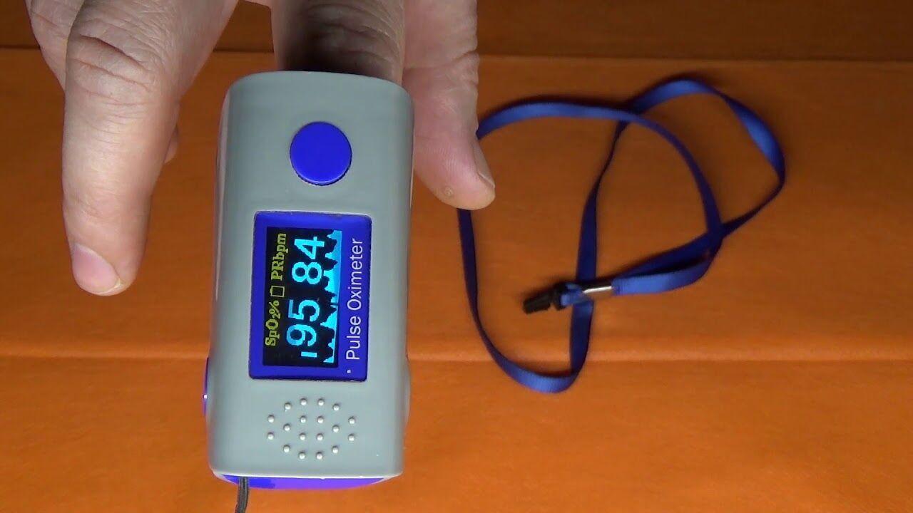 Сергій Дубров вважає, що краще придбати пульсоксиметр, ніж робити КТ