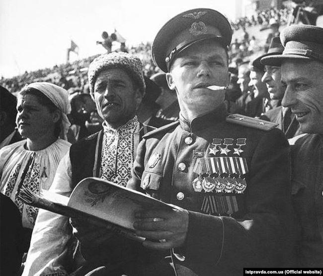 Іван Кожедуб не був збитим жодного разу за всю війну