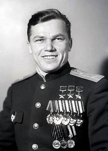 Іван Кожедуб – тричі Герой СРСР